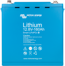 Batería de litio de 12,8V & 25,6V Smart