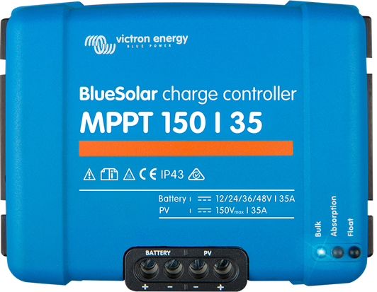 BlueSolar MPPT 150/35 up to 150/70