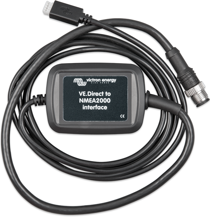 Interfaz VE.Direct a NMEA2000